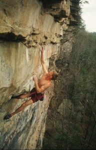 Glenn Ritter leading Whatsherface (13a)