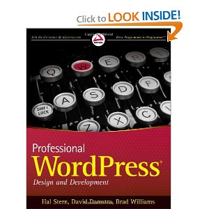 (Wrox) Professional WordPress